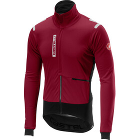 Castelli Alpha Ros Jacket Men matador/black